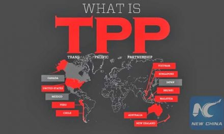 The Rhetoric and Reality of the Trans-Pacific Partnership – a view from China